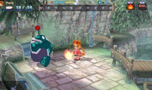 Gurumin A Monstrous Adventure PSP videogame