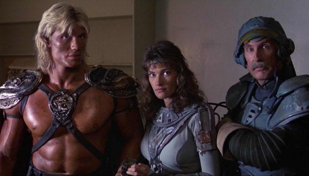 I Dominatori dell'Universo (1987) film