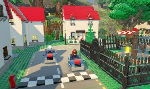 LEGO Worlds Switch videogame