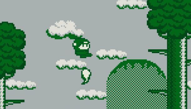 Maru's Mission Game Boy videogame