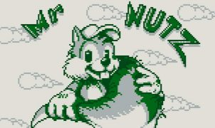 Mr. Nutz Game Boy Color videogame