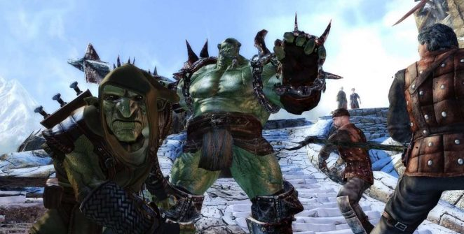 Of Orcs and Men Xbox 360 videogame