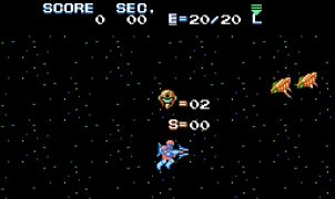 Section Z NES videogame