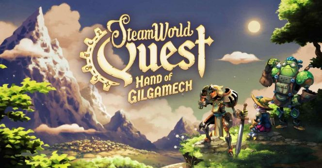 SteamWorld Quest Hand of Gilgamech Switch