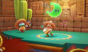 Super Mario Odyssey Switch videogame