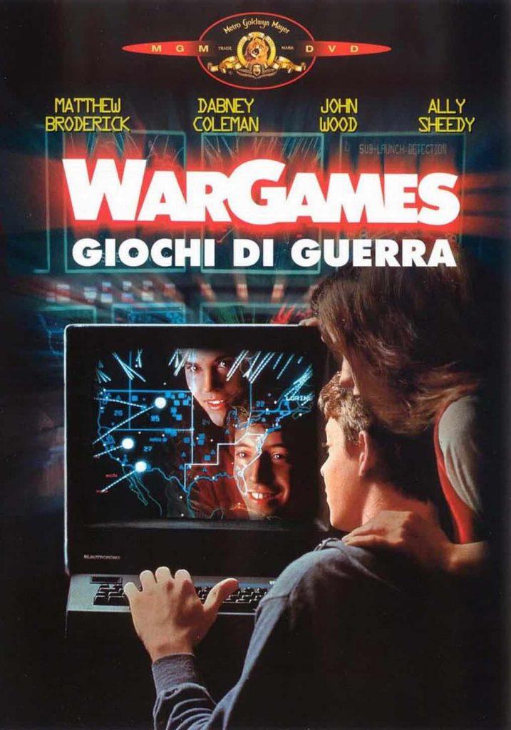 Wargames Giochi di Guerra locandina