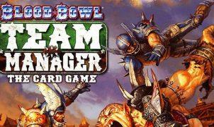Blood Bowl Team Manager gioco da tavolo