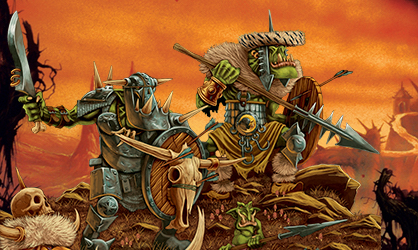 Chaos Marauders Fantasy Flight Games