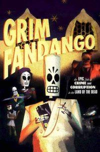 Grim Fandango original cover