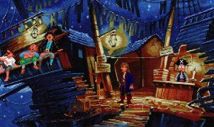 Monkey Island 2 LeChuck's Revenge videogame
