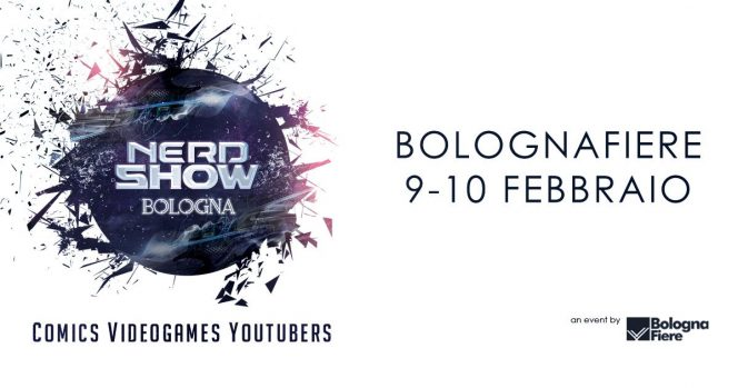 Nerd Show Bologna 2019
