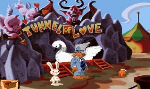 Sam & Max Hit The Road videogame