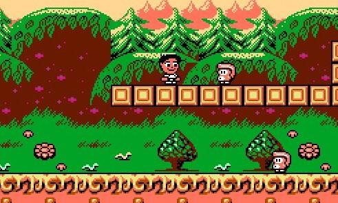 Sam's Journey NES