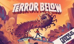 Terror Below Kickstarter