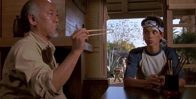 The Karate Kid Per Vincere Domani 1984 film