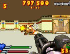 Trucchi Serious Sam Advance GBA videogame