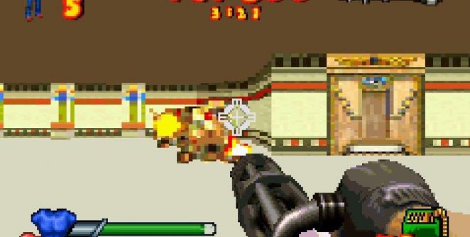 Trucchi Serious Sam Advance GBA videogame