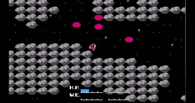 Artelius NES videogame