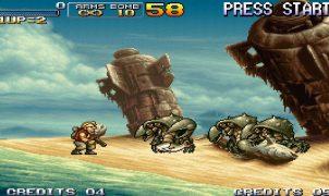 Metal Slug 3 Neo Geo videogame