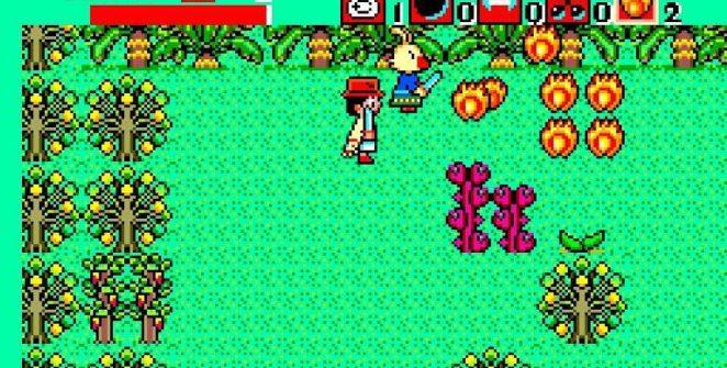 Aztec Adventure Mega Drive videogame