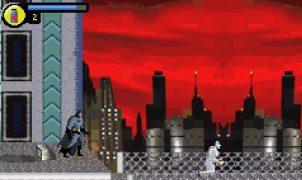 Batman Vengeance GBA videogame