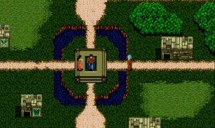 Blue Almanac Mega Drive videogame