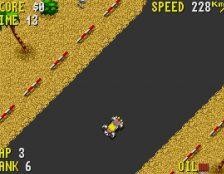 Combat Cars Mega Drive videogame