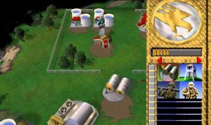 Command & Conquer N64 videogame