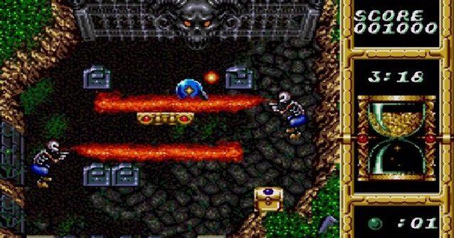 Devilish The Next Possession Mega Drive