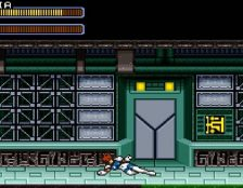 Hyper Iria SNES videogame