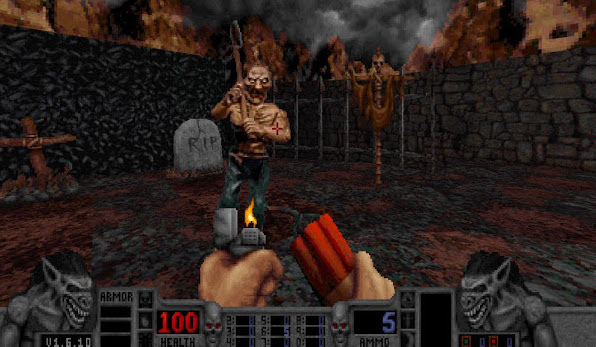 Blood Remaster videogame