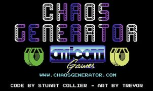 Chaos Generator C64 videogame