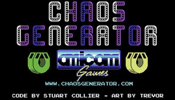 Chaos Generator C64 videogame