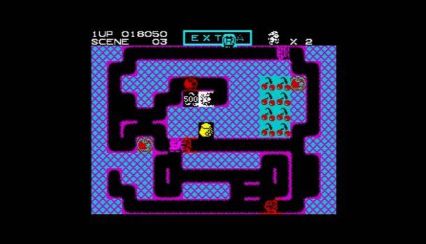 Mr. Do! ZX Spectrum videogame