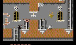 Pagoda Warrior II videogame