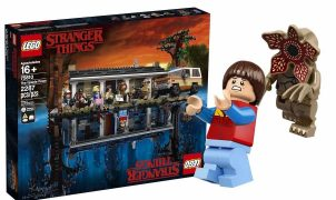 Set LEGO Stranger Things 75810
