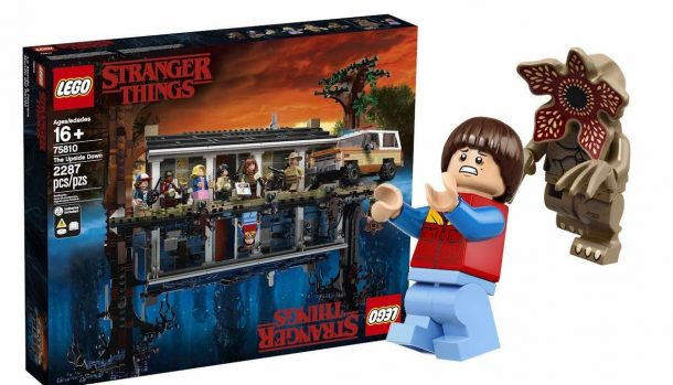Set LEGO Stranger Things 75810