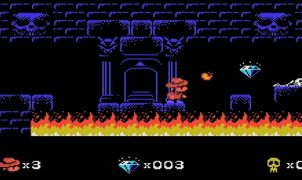 Sydney Hunter and the Caverns of Death Master System