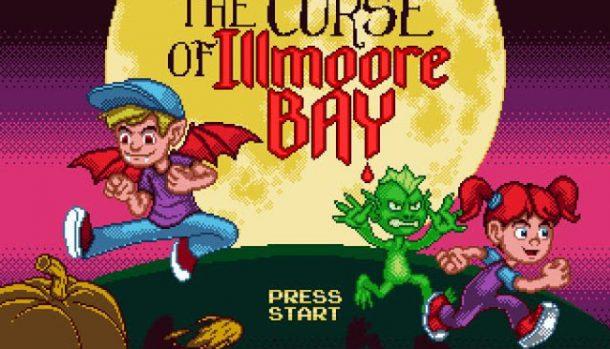 The Curse of Illmoore Bay Mega Drive