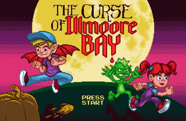 The Curse of Illmoore Bay Mega Drive