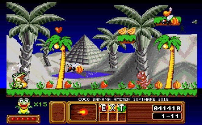 Coco Banana Amiga