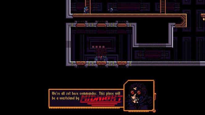 Guns of Midnight videogame