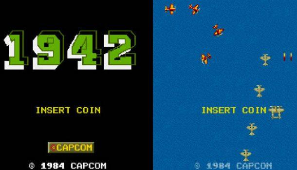 1942 Capcom