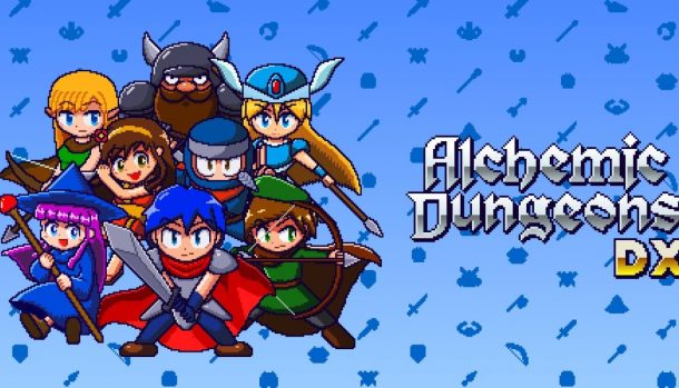 Alchemic Dungeons DX Switch