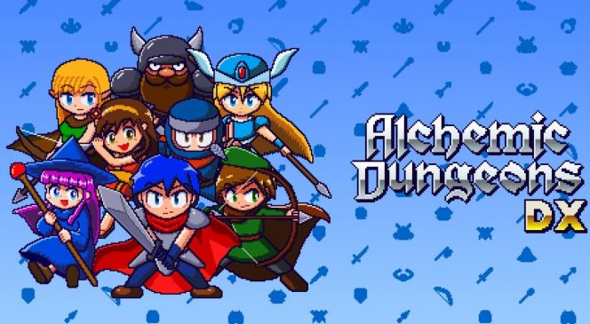 Alchemic Dungeons DX Switch