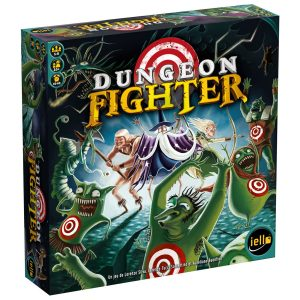 Dungeon Fighter gioco da tavolo