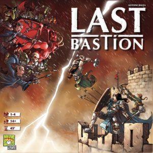 Last Bastion gioco da tavolo
