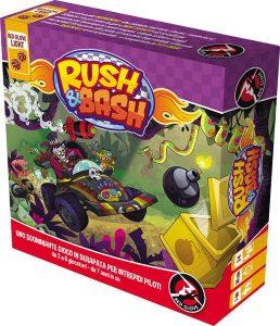 Rush & Bash gioco da tavolo