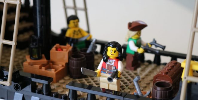 LEGO Pirati Barracuda Bay