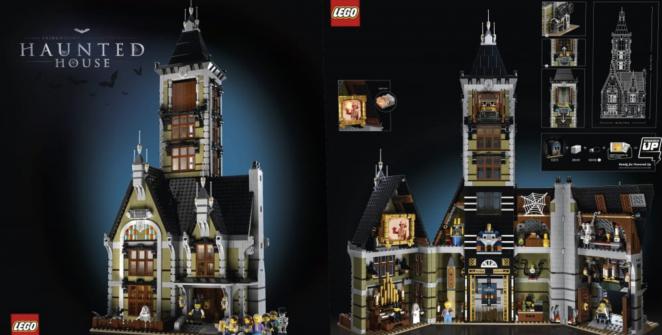 LEGO Haunted House 10273